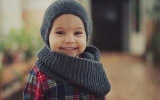 Схема шапки крючком для мальчика или что связать юному герою