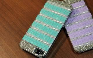 Футляр для телефона своими руками: основы создания оригинального изделия