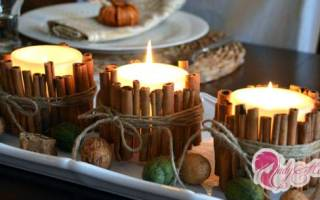 Изготовление свечей в домашних условиях с разными маслами