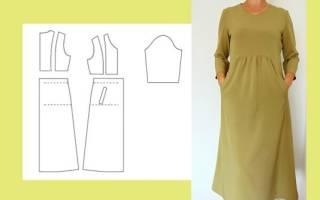 Платье с завышенной талией: основы моделирования выкроек