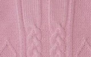 Безрукавка для девочек с пошаговым описанием вязания