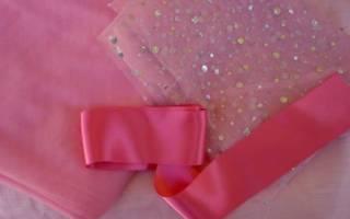 Как сшить юбку из фатина для создания модных образов
