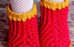 Сапожки для куклы своими руками с выкройками и схемами для вязания