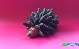 Как сделать животных из пластилина: пошаговый мастер-класс