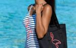 Пляжная сумка своими руками из подручных материалов