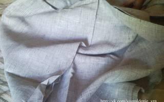 Вышиванка своими руками из старой рубашки