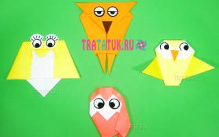 Оригами сова: мастерим символ мудрости для домашнего декора