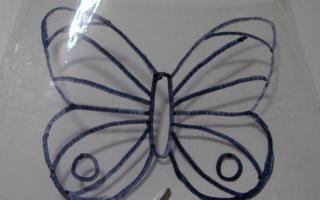 Мастер-класс по бабочкам из пластиковых бутылок: красивые украшения своими руками
