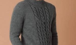 Чалма своими руками: вяжем интересную модель для любимого мужчины