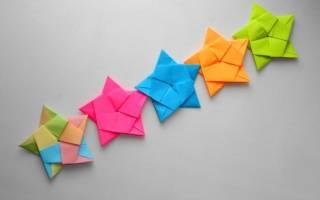 Как сделать оригами из бумаги: оригинальные идеи для всей семьи
