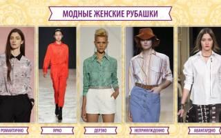 Как сшить женскую рубашку: основы шитья стильных моделей