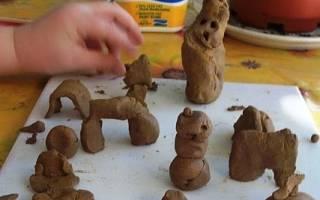 Игрушки из полимерной глины для ребенка любого возраста