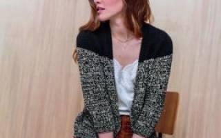 Безрукавка спицами: мастерим стильную одежду за малые деньги