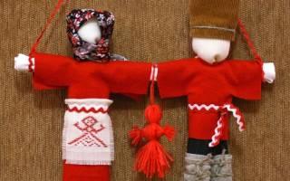 Схемы вышивки ангелочков для сохранения здоровья и благополучия в семье