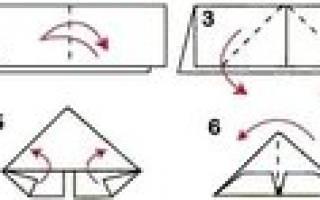 Оригами из треугольных модулей: схемы сборки для начинающих
